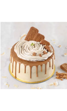 The Biscofff Lotus Cake