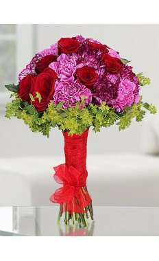 Expression of Love Hand-Tied Bouquet