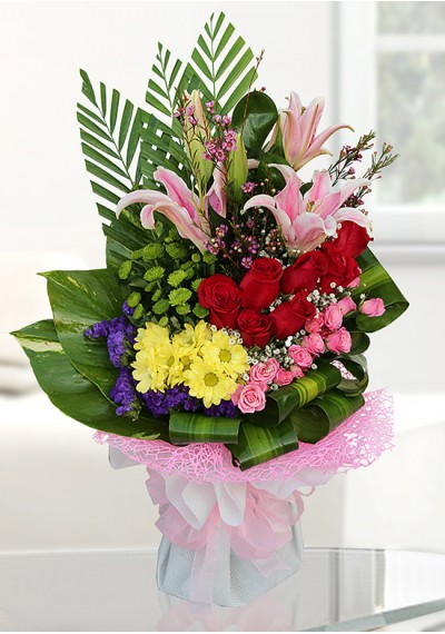 Happy Everafter Bouquet
