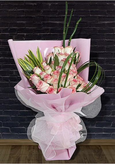 Exotic Pink Bouquet