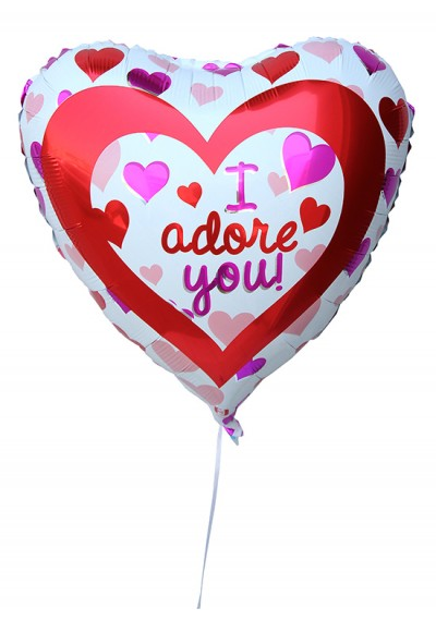 I Adore You Balloon