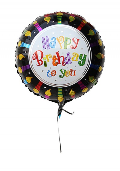Happy Birthday to You Balloon