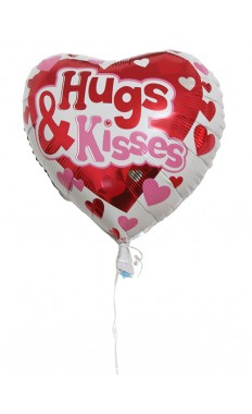 Hugs & Kisses Balloon I