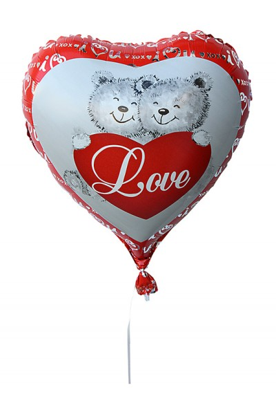 I love you balloon III