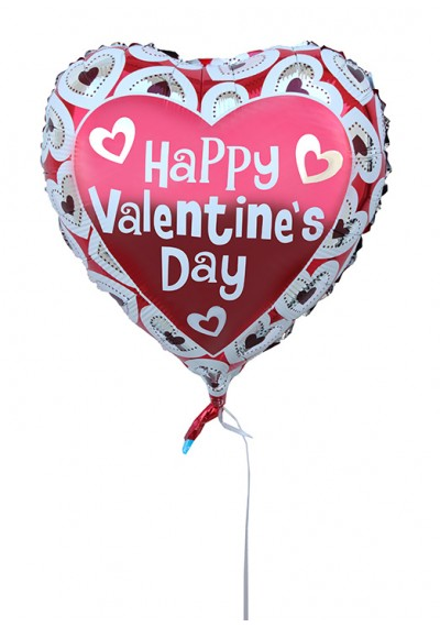 New Valentine Balloon II
