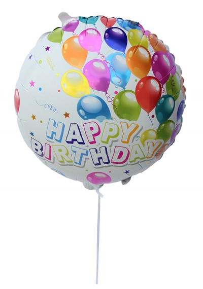 Happy Birthday Balloon II
