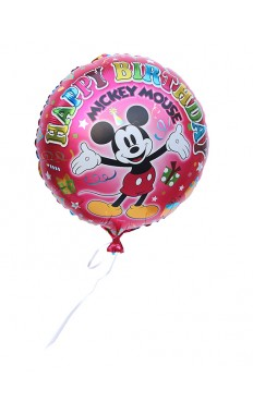 Happy Birthday Micky Mouse