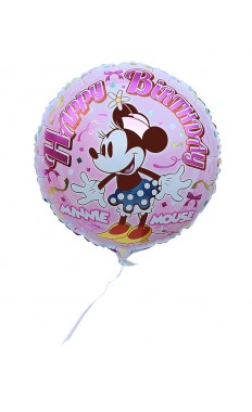 Happy Birthday Minnie Mouse