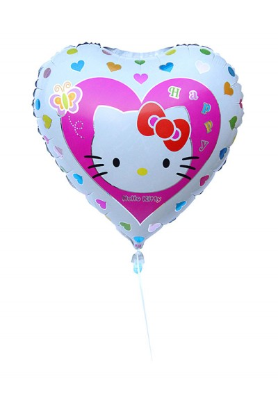 Happy Kitty Balloon