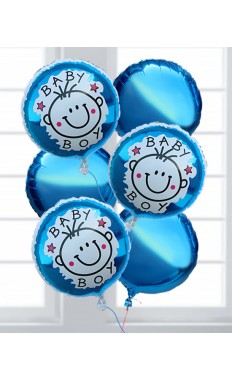 Its a Boy Balloon Pack II