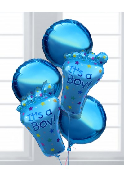 Its a Boy Balloon Pack I