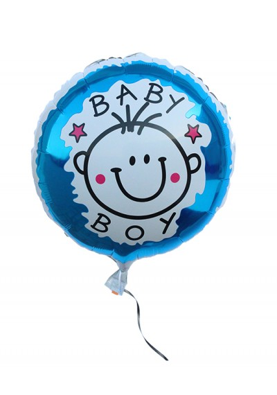 Baby Boy Balloon I