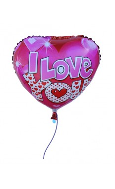 I love you Balloon VI