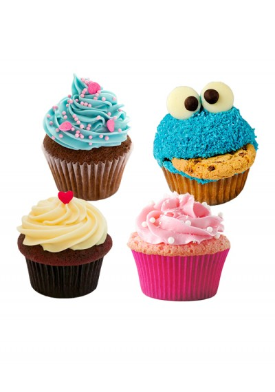 New Assorted Cupcakes II