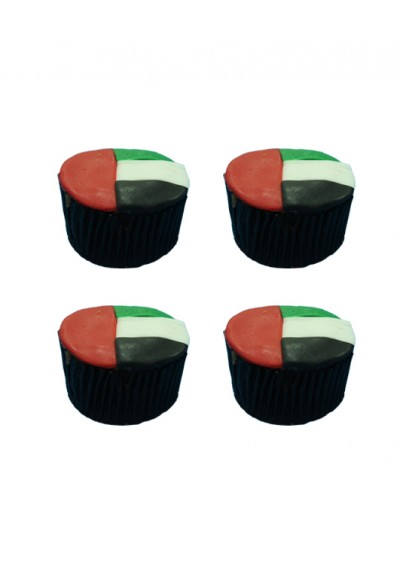 National Day Cupcakes II