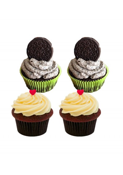 Two-Types Mixed Cupcakes-I