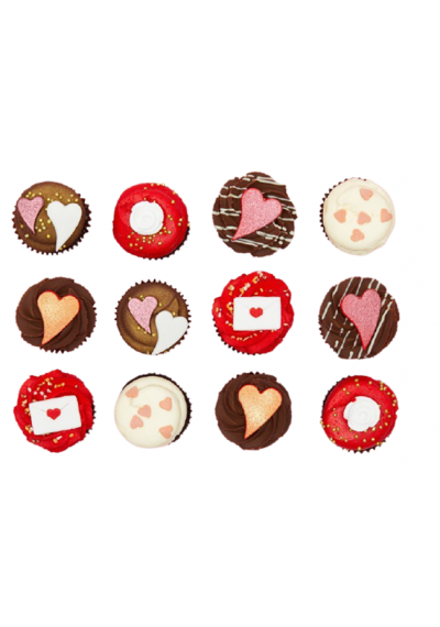 Valentine's Day special Cupcakes I