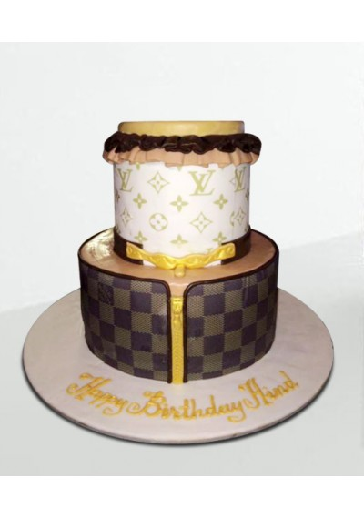 Louis Vuitton Fashion Cake II