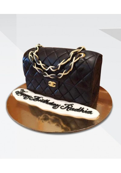 Chanel Purse Cake II
