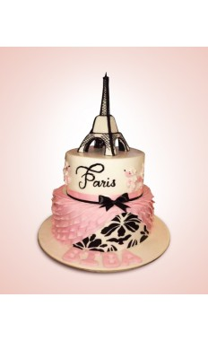 Passion Paris Cake