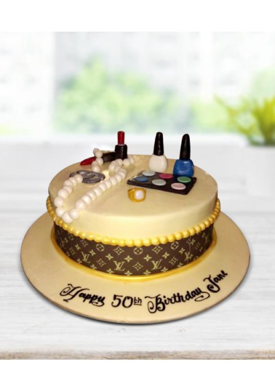 Louis Vuitton Fashion Cake IV