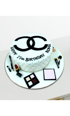 Chanel Fashion Cake II