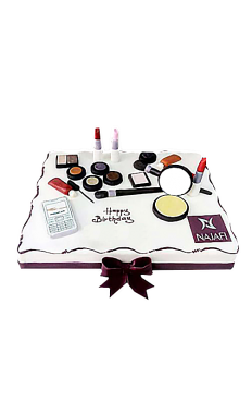 Make Up Kit Women's Cake I