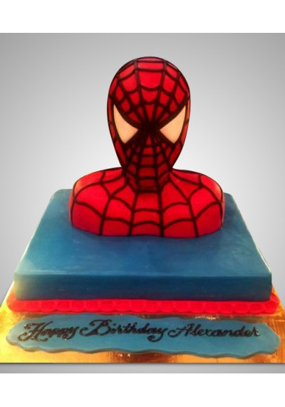 Spiderman Cake II