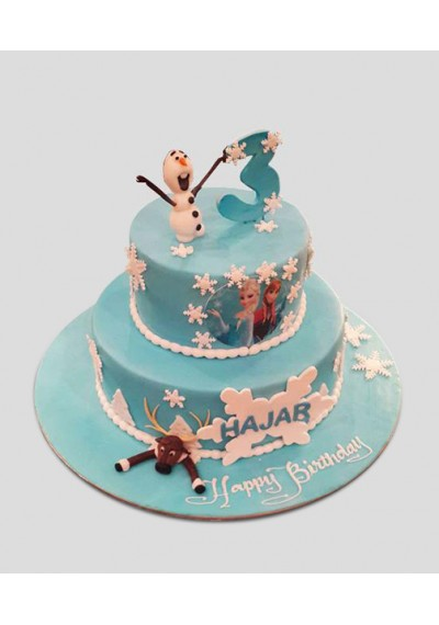 Buy Disney Princess Cake In Dubai UAE