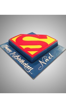 Superman Cake II