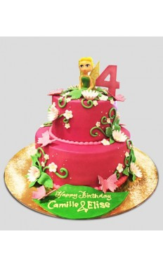 Disney Princess Cake III