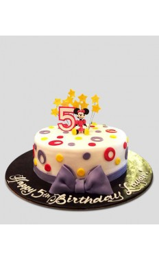 Minnie Mouse Cake II