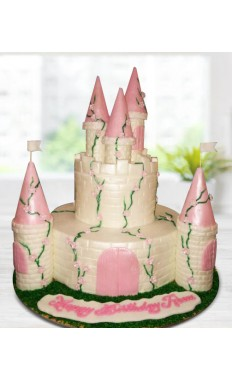 Princess Castle Cake III