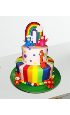 Baby Cartoons Cake II