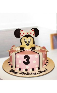Minnie Mouse Cake III