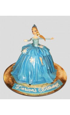 Sweet Princess Cake