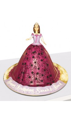 Sweet Princess Cake II