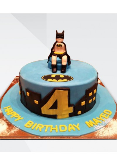 Exclusive Batman Cake