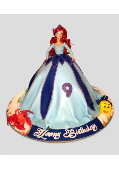 Disney Princess Cake IV