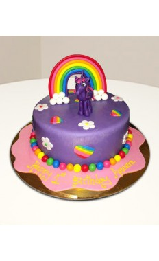 Pony the Cartoon Cake