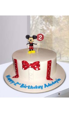 Mickey Cartoon Cake II