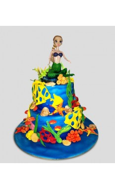 Disney Princess Fairy Tales Cake II