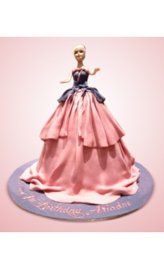 Lovely Doll Cake III