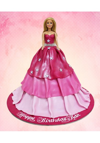 Lovely Doll Cake II