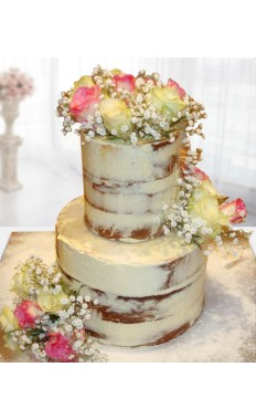 Flowers and Desires Cake