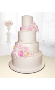 Blossom Wedding Cake