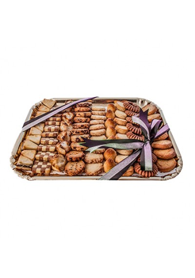 Assorted Cookies Tray