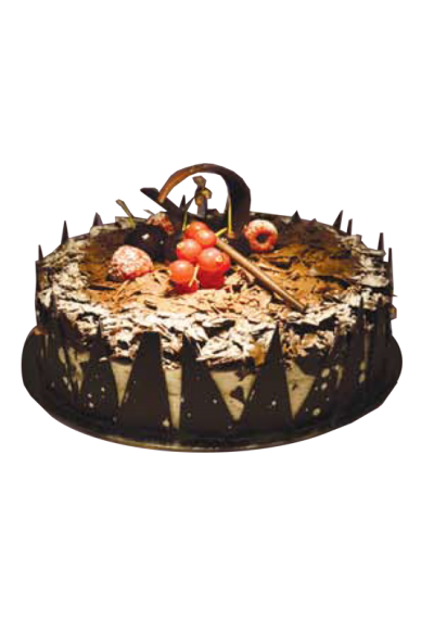 Black Forest Cake III