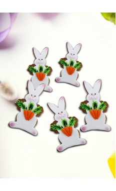 Hungry Rabbit Cookies