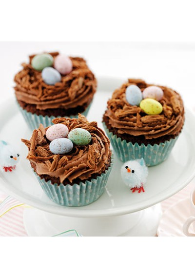 New Easter Cupcakes